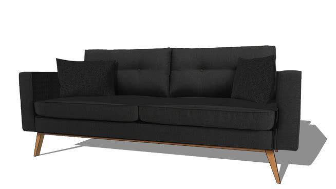 Free Beds and Sofas Vray Materials for Sketchup and Rhino  | Vismats com