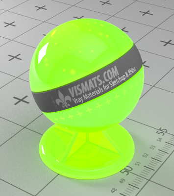 Free Emissive Vray Materials for Sketchup and Rhino